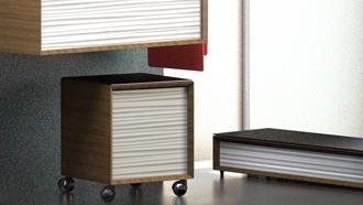 Composants pour meubles