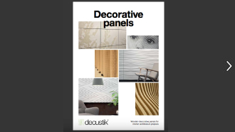 PDF Catalog decorative panels range
