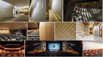 Projets et galerie photo