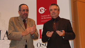 DECUSTIK has been awarded a prize to «The best initiative of innovation in Osona region»