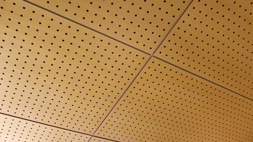 Paneles Ac 250 Sticos Perforados Decustik